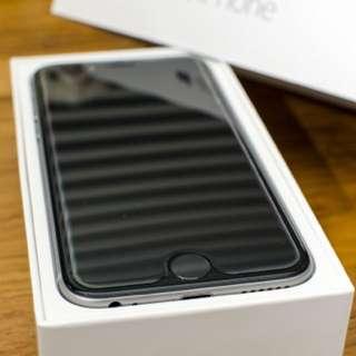 Iphone6 4.7太空灰 女用機 我妹的64g