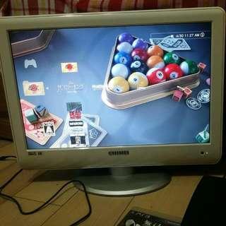 Chimei  奇美  Hdmi  Hd,21吋電視功能正常附瑤控器