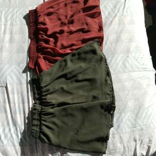 Bulk Skirts Part 2