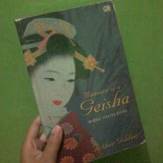 [NOVEL] Memoirs Of A Geisha By Arthur Golden