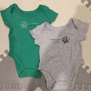 Mothercare 2-pack Onesies