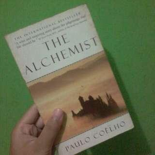 [NOVEL] The Alchemist By Paulo Coelho