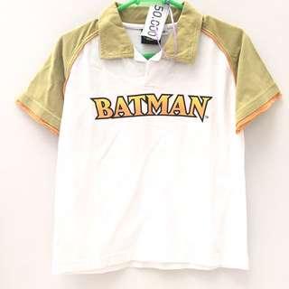 Baju Kera Anak Cowok Batman Original