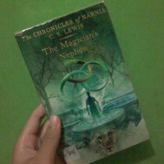 Narnia: The Magician's Nephew By C.S Lewis