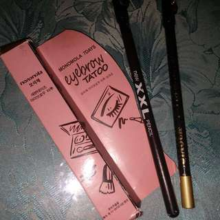 Eyebrow Tattoo & Eyebrow Liners Set