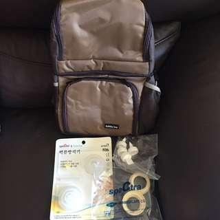 BN Spectra Valves Protector Bag