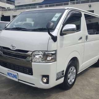 New Toyot Hiace Super GL