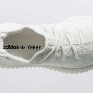 Adidas Yeezy V2 Cream White UK7.5 Brand New With Receipt From Adidas Singapore