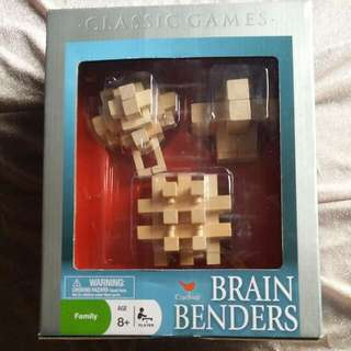 Classic Games Brain Benders