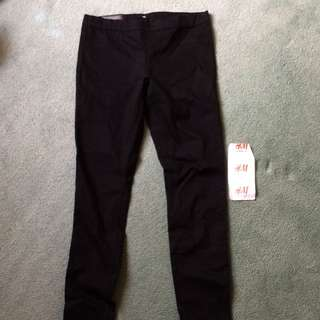H&M Skinny Super Stretch Black Jeans