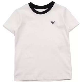 Armani Junior Tshirt Size 3, 4, 5