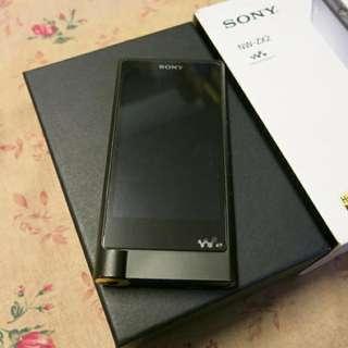 SONY NW-ZX2 公司貨 保固長 (FiiO iPod iAudio Cowon iriver ZX1 WM1A)