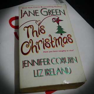 Book: This Christmas (Anthology)