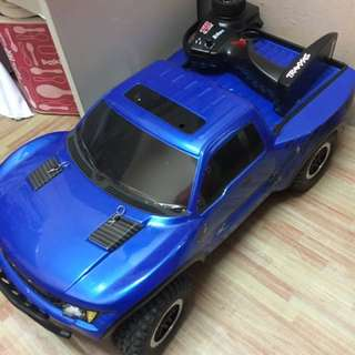 Traxxas Ford Raptor With OBA