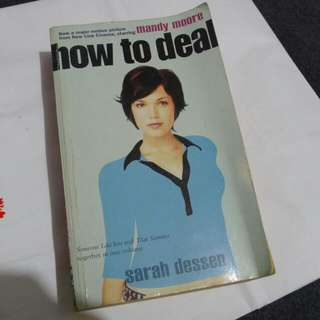 Book: How To Deal (Movie Tie-In)