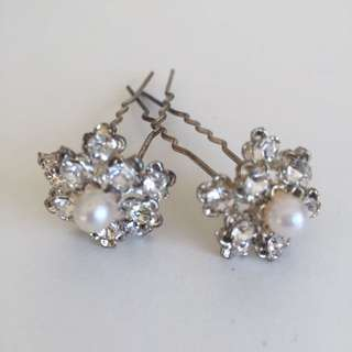 jewelry hair pins / barrette