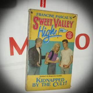 Sweet Valley High: Kidnapped By The Cult!
