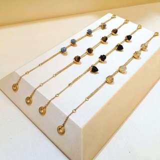Valentino Charm Bracelet GHW