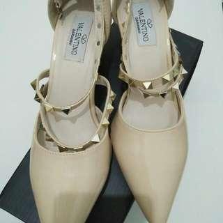 Sepatu Valentino Kw 1 Cream