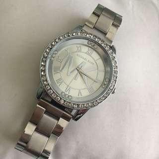 Silver Michael Kors Womens Watch