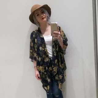 Floral Kimono - Glassons