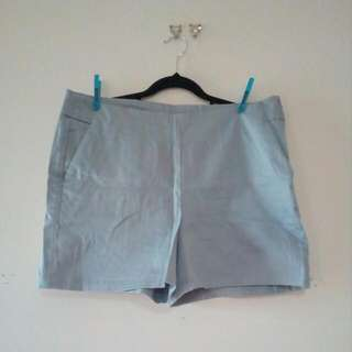 Gray Shorts - Size 14