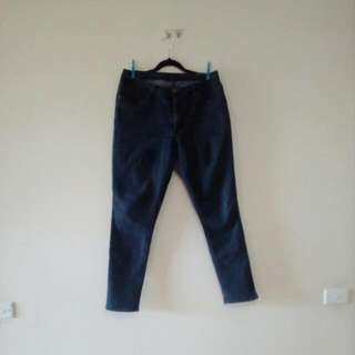 Size 14 Fitted Jeans
