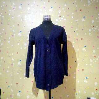 Knitted Cardigan Large