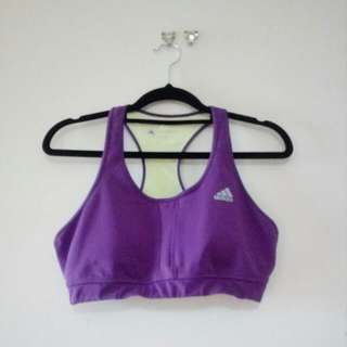 Adidas Sports Bra - Size 10