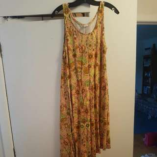 Retro H&M dress