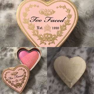 Too Faced Flush Blush - Candy Glow