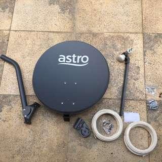 ASTRO dish