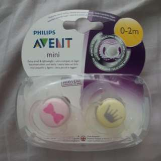 BN Avent Mini Pacifier (Free Mailing)