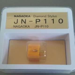 Nagaoka MP-110 Stylus Replacement Vinyl Turntable