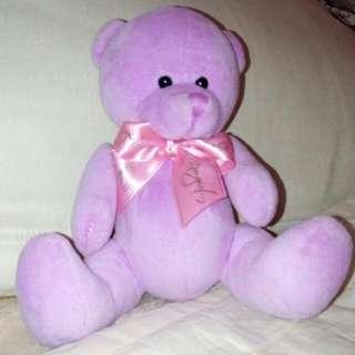 Blue Magic Violet Stuffed Toy
