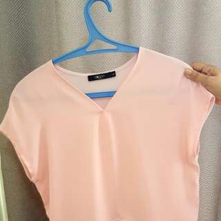 Authentic G2000 Top (Pastel Pink)