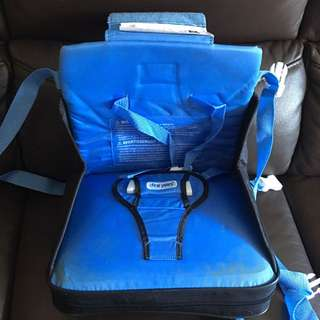 My First Year Inflatable Booster Baby Seat