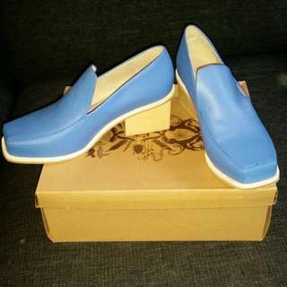 Gorman Bright Blue Loafer