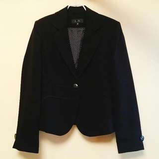 Marks & Spencer Black executive jacket