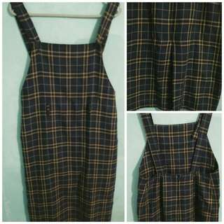 overall vintage