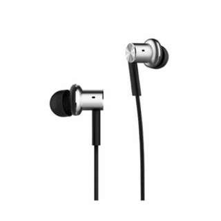 Original Xiaomi Mi Piston V4 Hybrid IEM In-Ear Headphone (Black)