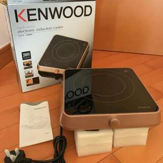 Kenwood Touch Control Electronic Induction Cooker (IH250 2000w Power)