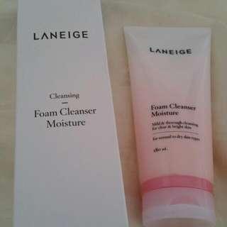 Laneige Foam Cleanser Moisture