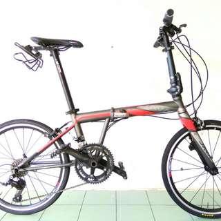 JAVA CR MO 451 18S folding bike