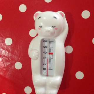Baby Bath Bear  Thermometer!
