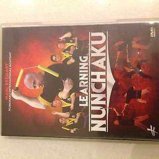 Nunchaku DVD (Martial arts)