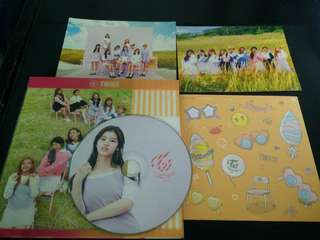 [Variety] TWICE Lane 2 Apricot Version (SANA, MOMO, NAYEON CD)
