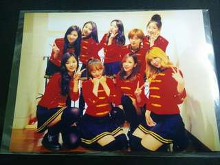 [Replica] TWICE Monograph Group Photo (Pre-Order Benefits )