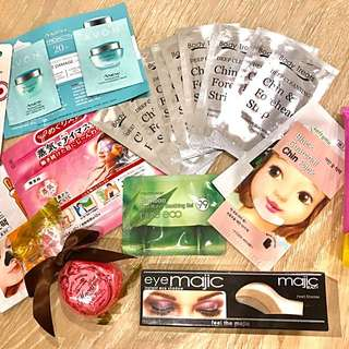 NEW x15 MASKS x4 BEAUTY TREATS