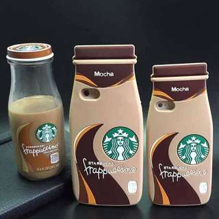 Starbucks Frappuccino Phone Cover For iPhone